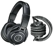 Audio-Technica ATH-M40x Professional Studio Monitor Headphones Review