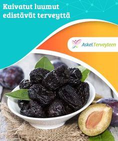 Kuivatut luumut edistävät terveyttä Yksi suosituimmista syistä syödä kuivattuja luumuja on niiden laksatiivinen vaikutus. Tämä johtuu niiden suuresta kuitu- ja sorbitolipitoisuudesta. Tämän lisäksi niistä saa myös runsaasti energiaa. Blackberry, Cantaloupe, Fruit, Cooking, Health, Food, Therapy, Kitchen, Blackberries