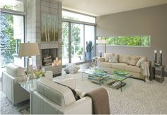 soft grey escarpment CC-518    Love this room! This room was not staged by Pro Staged Homes