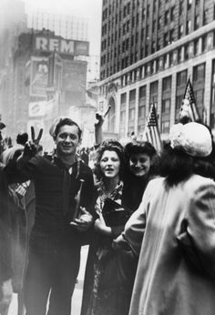 VE Day. Unfortunately the war against Japan would rage on for almost 6 more month's. Ending in August of 1945 after 2 atomic bombs were dropped on Japan.