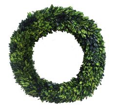 Mills Floral Boxwood Country Manor Round Wreath, 24-Inch * New and awesome product awaits you, Read it now  (This is an amazon affiliate link. I may earn commission from it)