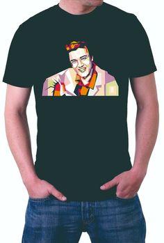 My eBay Active Elvis Presley, My Ebay, Mens Tops, T Shirt, Black, Art, Fashion, Supreme T Shirt, Art Background