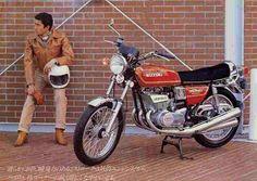 GT 380K, 1973