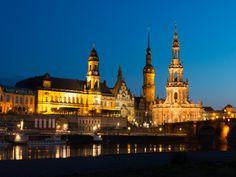 Dresdner Geschichte erleben mit einem Rundgang durch das Panometer.  2 - Residenz Am Schloss Dresden-Lockwitz