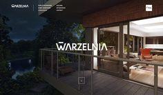 New Warzelnia on Behance