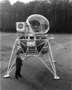 Early LEM prototype