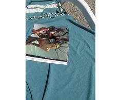 Fouta towel New Classic Aquamarine - www.cool-fouta.com