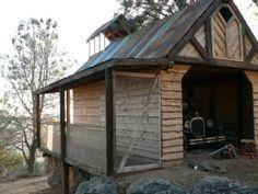 Timber Frame Cabin by glenn-k http://www.cabinbuilds.net/timber-frame-build-by-glenn-k