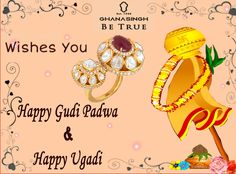#Ghanasingh Be True  Wishes You  Happy Gudi Padwa & Happy Ugadi .