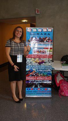 3DRAZA on 1st International Educational Videogames Encounter. Perla A. Chávez General Manager AMITE