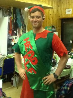 Head elf!