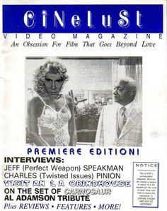 CineLust #1 Premiere Issue Jeff Speakman and 50 similar items