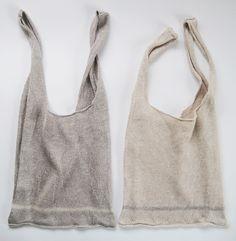 SHOPPING BAG LINEN  by eccomin, via Flickr