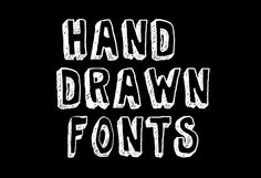 hand drawn letters - Google Search