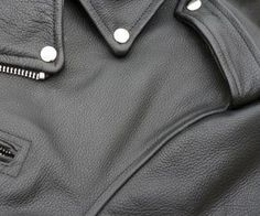 How to Clean a Leather Coat/Jacket