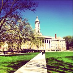 Old Main- Penn State