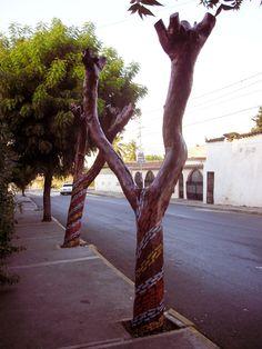 RE (2013) #arte #arbolmuerto  #barquisimeto #cabudare #lara #raizabarros #raizamileva #venezuela