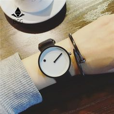 Sport Watches, Watches For Men, Men's Watches, Watches Online, Dots Fashion, Fashion Men, Style Fashion, Black And White Design, Black White