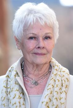 Judi Dench speaks out about David Mills romance
