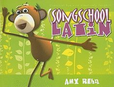 Song School Latin by Classical Academic Press - Great introduction to Latin for children!