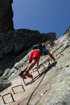 Reťaze a stúpačky na Priečnom sedle, Vysoké Tatry Genius Loci, Grand Canyon, Trip, Mountains, Nature, Travel, Beautiful, Places, Naturaleza