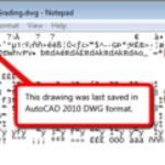 AutoCAD/LT: Custom Linetypes with Text in AutoCAD The R U & A