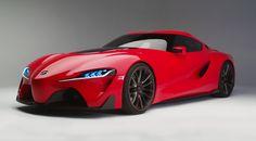 Toyota FT-1: un concept-car qui met l'eau à la bouche