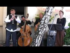 HAVA NAGILA - klezmer music band INEJNEM - YouTube