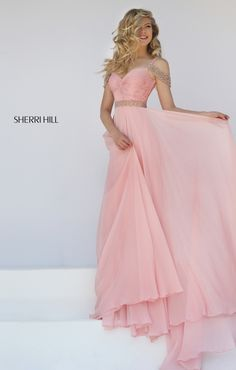 Sherri Hill Prom Dress!   This one's more elegant and ready for all you ladies!