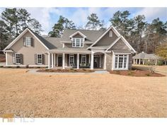 Stone Creek Photo:  Here's a picture of the house actually built!