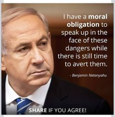 Bibi for PRESIDENT!! A REAL LEADER TO HIS PEOPLE, meanwhile, who does America have?  A SABOTEUR. A FRAUD. A CRIMINAL.  You better THINK.