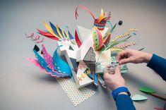 Paper folding inspiration