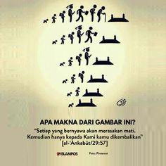 Apa Makna Dari Gambar Ini? Reminder Quotes, Self Reminder, Star Quotes, Wise Quotes, Tafsir Al Quran, Beautiful Quran Quotes, Life Quotes Pictures, Islamic Quotes Wallpaper, Learn Islam