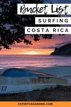 Surfing Costa Rica: Nicoya Peninsula Road Trip (With images) Surf Trip, Beach Trip, Surf Travel, Beach Travel, Amazing Destinations, Travel Destinations, Snowboard, Travel Around The World, Around The Worlds