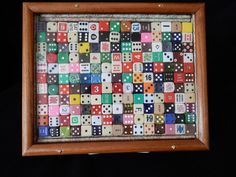Obtainium Art - A gallery of assemblage works: An American Quilt