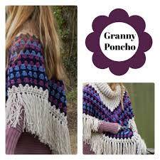 Image result for crochet ponchos