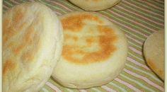 Mini Batbout (petits pains marocains à la poêle)
