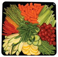 Freshfoods™ vegi tray
