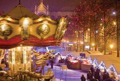In december is Brussel omgetoverd tot een gezellig openluchtattractie! Kermis, kerstmarkt en ijsschaatsbaan! Dolle pret in de winterpret!