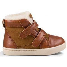 Rennon. Schuhe Kinder Sneaker UGG Rennon Chestnut