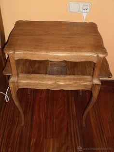 Originalísimo mueble costurero de roble en perfecto estado, 180 €