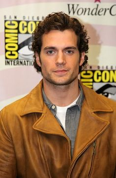 He has great hair. | Everything You Need To Know About Henry Cavill, The New Superman