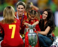 Fernando Torres With Family!
