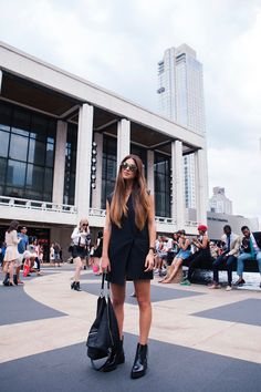 All Black Botkier — Negin Mirsalehi