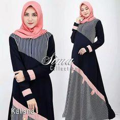 Abaya Fashion, Muslim Fashion, Fashion Dresses, Muslim Long Dress, Casual Hijab Outfit, Frocks For Girls, Pakistani Dresses, Modest Dresses, African Fashion
