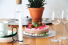 hunajaista aitienpaiva kakku sisustusblogi