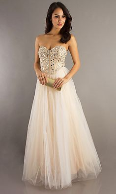 Dave and Johnny Sweetheart Dress DJ-7707