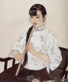 wang meifang art   Художники Wang Meifang, Zhao Guojing. « Картины и ...