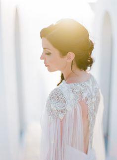 Dreamy photos by Peter and Veronika Wedding Gowns, Wedding Day, Santorini Wedding, Photoshoot Inspiration, Destination Wedding Photographer, Photo Shoot, Floral Design, Flower Girl Dresses, Weddings