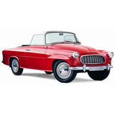 Škoda Felicia, 1959-1964